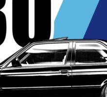 BMW E30 Sticker