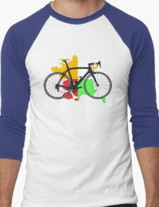 Tour de France Men's Baseball ¾ T-Shirt