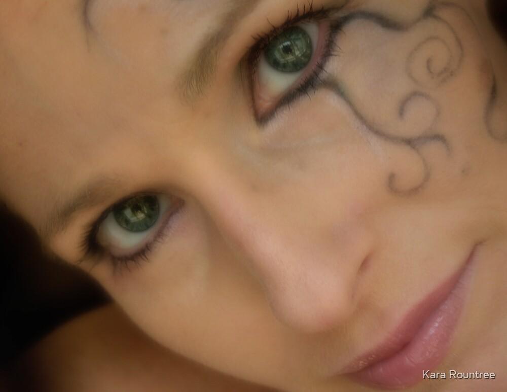 Celtic Tears by Kara Rountree
