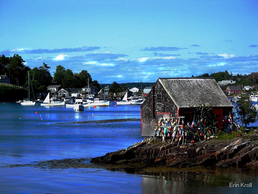 Bailey Island by Erin Kroll