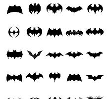 Evolution of the Bat by talkpiece