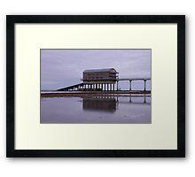 Bembridge Lifeboat Station Framed Print
