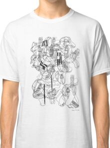 LINEart T-shirt: 100 <Inspiration from House.> Classic T-Shirt
