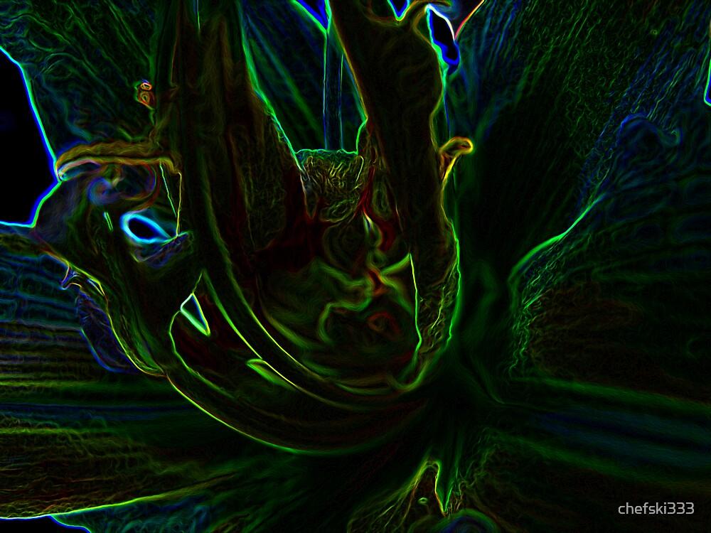 Nebula flower No.11 by chefski333