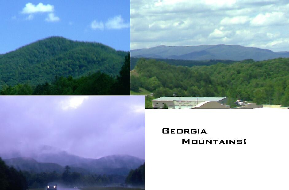 Georgia mountains! by volcomgrl17
