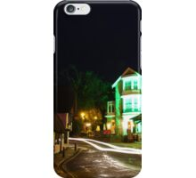Shanklin Old Village at Night iPhone Case/Skin