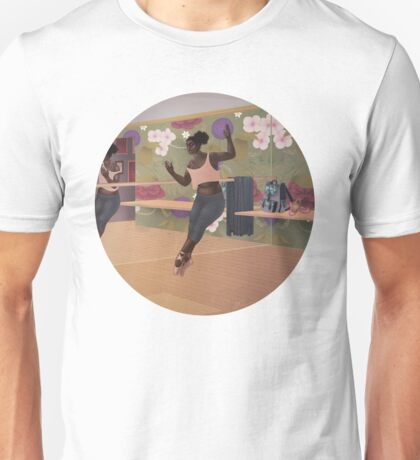 Dance (transparent) Unisex T-Shirt