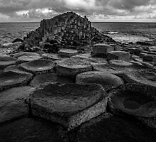 Giants Causeway by Kurt Petersen