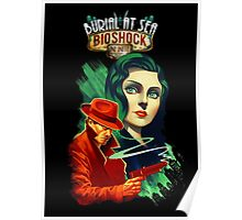 Bioshock Infinite: Burial At Sea Poster Poster