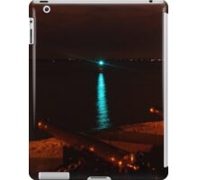 Royal Yacht Squadron at Night iPad Case/Skin