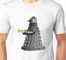 Jazzy dalek Unisex T-Shirt
