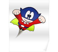 Arcade Classic - Bomb Jack Figure Poster
