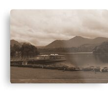 Keswick Launch Metal Print