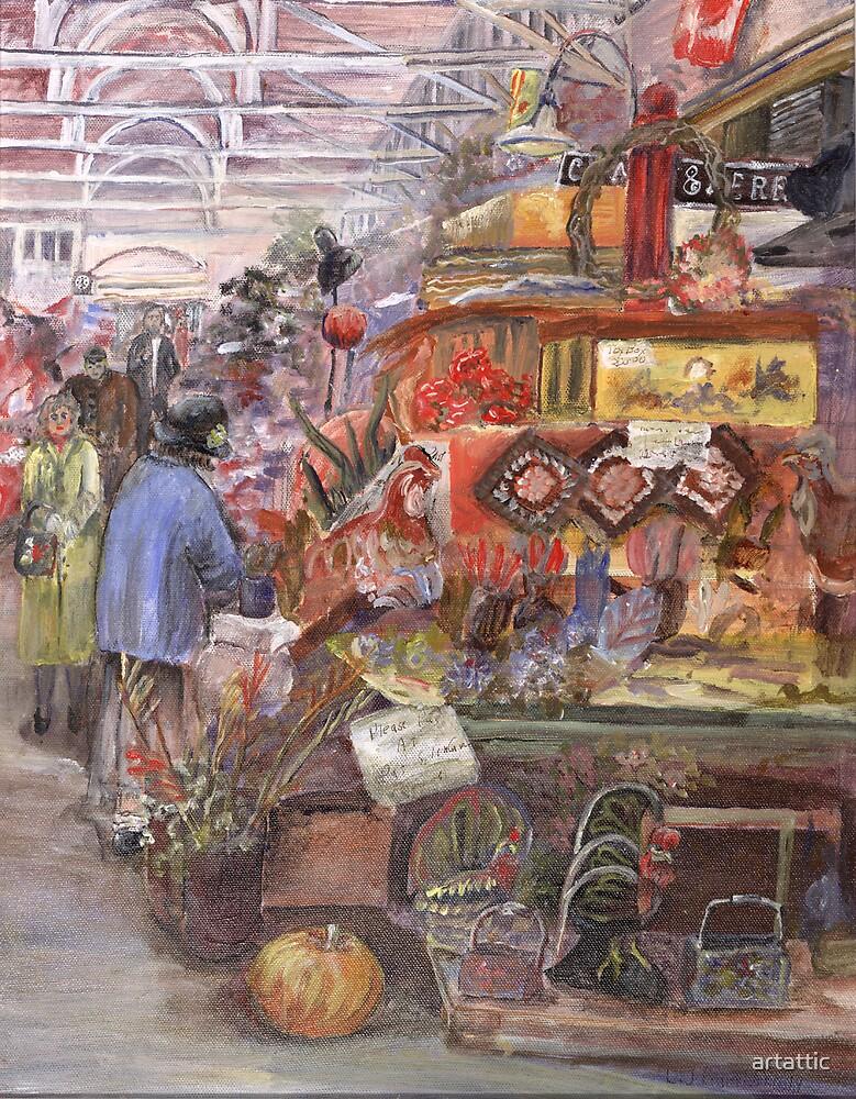 Saint John City Market by artattic