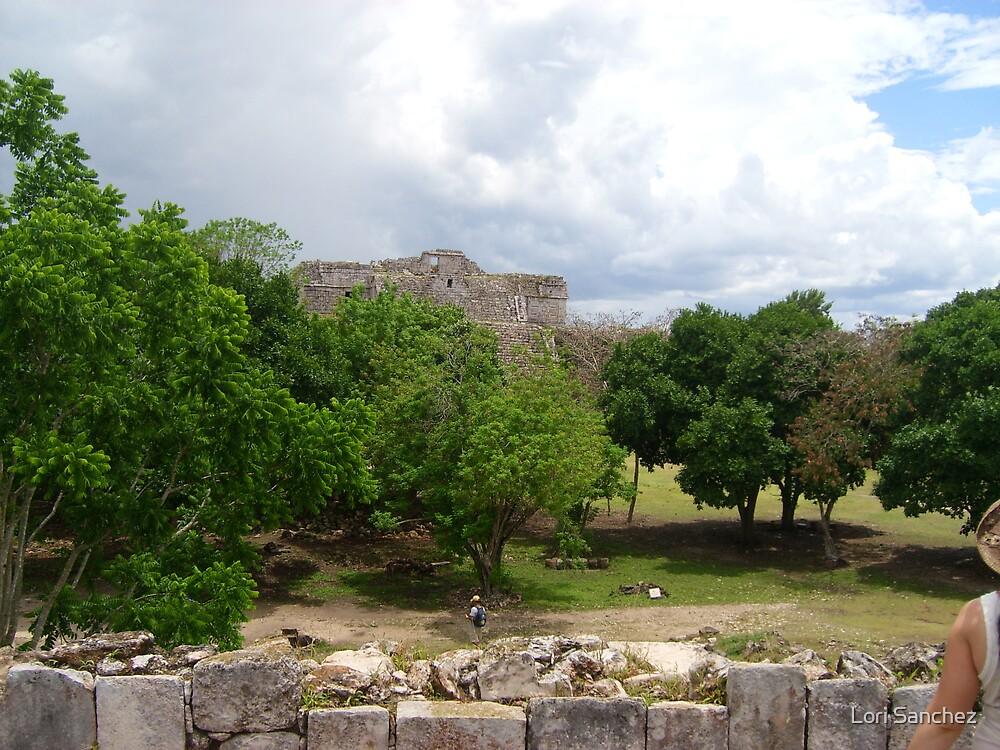 Azteca by Lori Sanchez