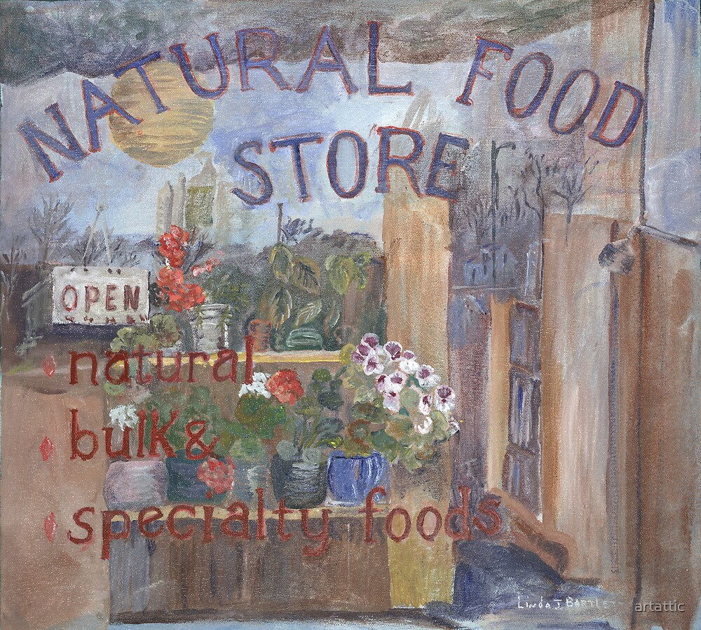 Store in Sussex by artattic