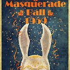 Bioshock: Rapture Masquerade ball 1959 by mariafumada
