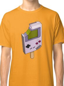 Game Boy Icicle Classic T-Shirt