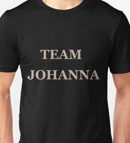 Team Johanna Unisex T-Shirt