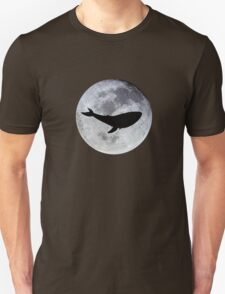 The Whale In The Moon T-Shirt