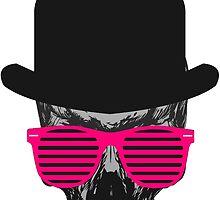 Mr. Cool Skull by papabuju