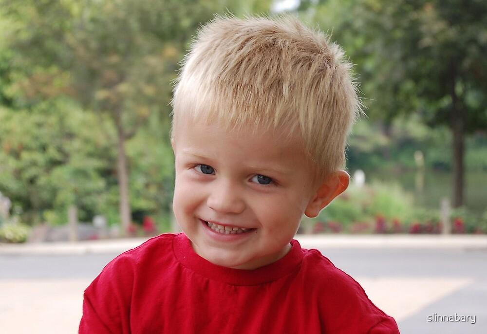 My 2nd Son Joseph by slinnabary