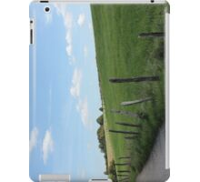 """Scenic German Countryside """"Bergisches Land"""" iPad Case/Skin"""