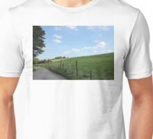 """Scenic German Countryside """"Bergisches Land"""" Unisex T-Shirt"""