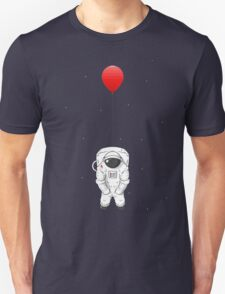 The Astronaut In The Sky Unisex T-Shirt