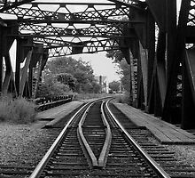 Rail Road 1 by Steve Hogle
