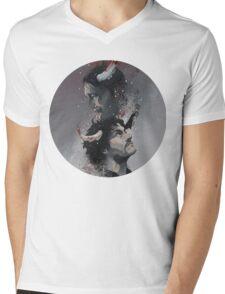 Winter Blood Mens V-Neck T-Shirt