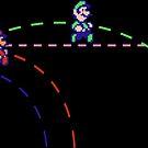 Super Mario Bros 2 Longjump by idaspark