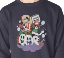 Cave Story Pullover