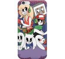 Cave Story (stars) iPhone Case/Skin