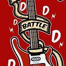 Bass Battle Fight! by piercek26