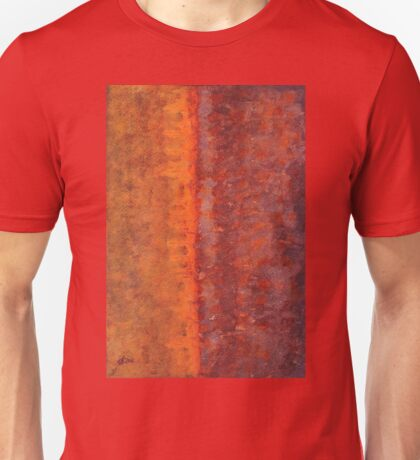 Narrow Divide original painting Unisex T-Shirt