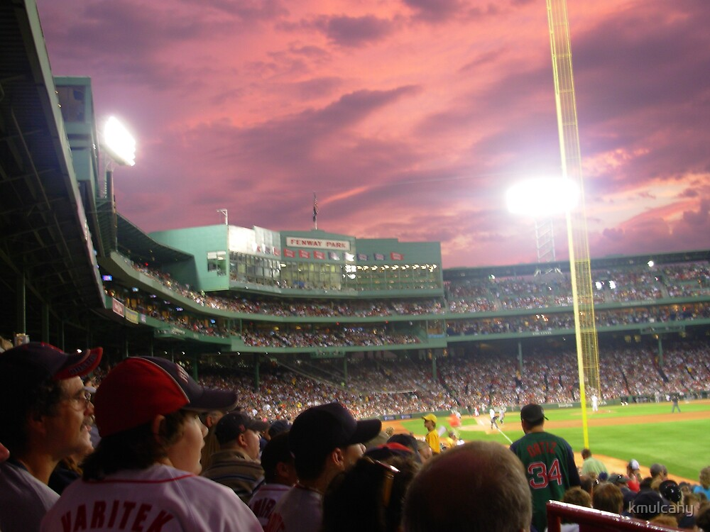 Fenway Sunset by kmulcahy