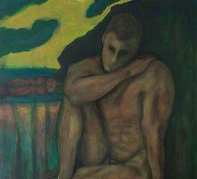 The sigh by Mark Peatfield