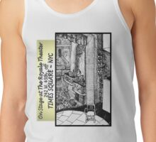 NYC-The Royale Theater near Times Square Tank Top