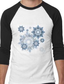 Let it snow! Men's Baseball ¾ T-Shirt