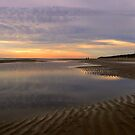 Sunrise at Sea by ienemien