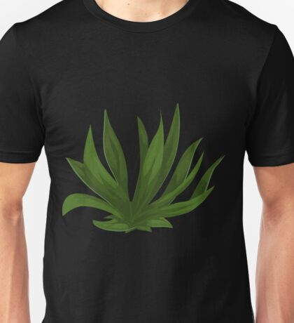 Glitch Groddle Land groddle grass 2 Unisex T-Shirt