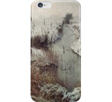 Towards Claxton iPhone Case/Skin