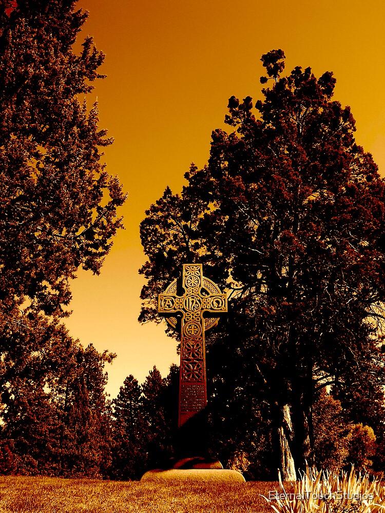 Bishops Celtic Cross by EternalTouchStudios