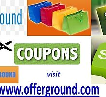 Coupons by Offer Ground