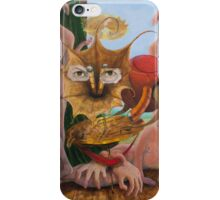 My Garden of Earthly Delights iPhone Case/Skin