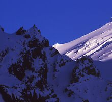 Mt Ruapehu by Andrew Brown