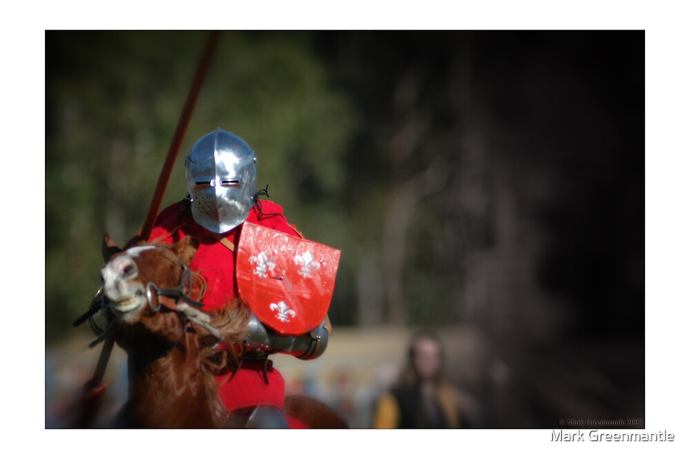 Jousting by Mark Greenmantle