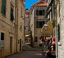 Dubrovnik II by Thomas Garwood