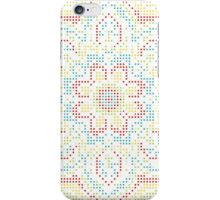 Mandala - Circle Ethnic Dot Ornament iPhone Case/Skin